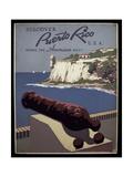 Puerto Rico Giclee Print