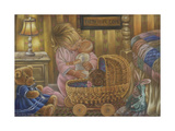 Rockabye Baby Giclee Print by Tricia Reilly-Matthews