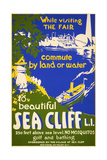 Sea Cliff Giclee Print