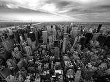 NYC Uptown Photographic Print by Nina Papiorek
