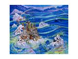 Noah's Triumph Giclee Print by Bill Bell