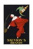 Sauvion's Brandy Giclee Print