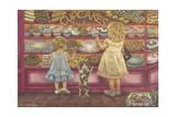 One for You, One for Me Giclee Print by Tricia Reilly-Matthews