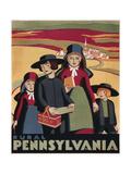 Rural Pennsylvania Giclee Print