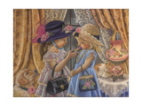 Playing Dress Up Giclee Print by Tricia Reilly-Matthews