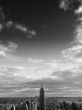 NYC Manhattan Sky Fotodruck von Nina Papiorek