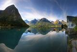 Norway II Lámina fotográfica por Maciej Duczynski