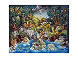 Noah's Quandary Giclee Print by Bill Bell