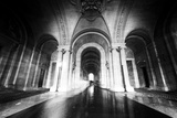 Parisian Ghost Photographic Print by Sebastien Lory