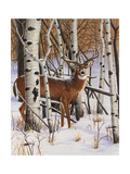 On the Lookout Giclee Print by William Vanderdasson