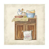 Pantry B Giclee Print by Lisa Audit