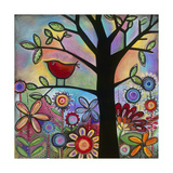 Tree Giclee Print by Carla Bank