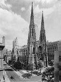 Saint Patrick's Cathedral Photographic Print