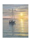 Resting Sails Giclee-trykk av Bruce Dumas