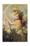 Swinstead, Two Angels Giclee Print