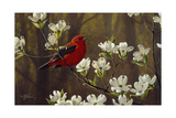 Spring Light Giclee Print by Wilhelm Goebel