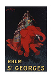 Rhum St Georges Giclee Print