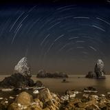 Starry night Fotografisk trykk av Giuseppe Torre