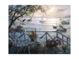 Treasures of the Sea Giclee Print by Nicky Boehme
