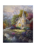Serenity Giclee Print by Nicky Boehme