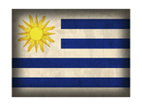 Uruguay Giclee Print by David Bowman