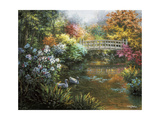 Treasury of Splendor Giclee Print by Nicky Boehme