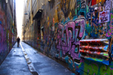 Union Lane Photographic Print by Wayne Bradbury