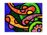 Paisley Pond Impression giclée par Steven Scott