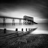 Selsey Lifeboat Station II Photographic Print by Nina Papiorek