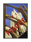 Trav Visit Prague Giclee Print