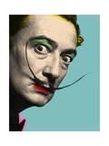 Salvador Dalhi Impressão giclée por Mark Ashkenazi