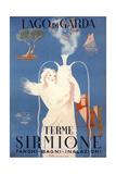 Terme Sirmione Giclee Print
