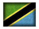 Tanzania Giclee Print by David Bowman
