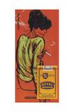Reval Cig Germany Giclee Print