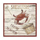 Shellfish I Giclee Print by Karen Williams