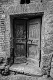 Siena Door Photographic Print by Moises Levy