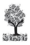 Tree Fist Giclee Print by Teofilo Olivieri