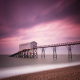 Selsey Lifeboat Station Photographic Print by Nina Papiorek