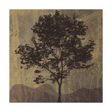 Tree Giclee Print by Erin Clark
