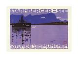 Starnberger See Giclee Print