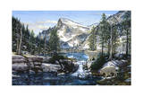 Summer in the Enchantments Giclee Print by Jeff Tift