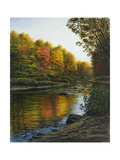 River of Gold Giclee Print by Bruce Dumas