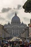 S. Peter's way Photographic Print by Giuseppe Torre