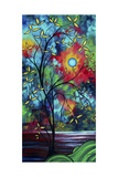 Under the Light of the Blue Moon II Giclee Print by Megan Aroon Duncanson