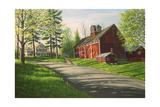 Stuart Farm Giclee Print by Bruce Dumas
