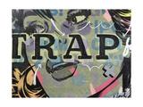 Trap Giclee Print by Dan Monteavaro