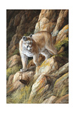 Perfect Camouflage Giclee Print by Trevor V. Swanson