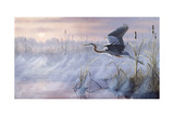 Rising Marsh Giclee Print by Wilhelm Goebel