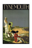 Tynemouth Britain Giclee Print