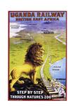 Uganda Railway Giclee Print